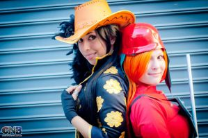 One Piece Film Z Girls 5 by As-Naye