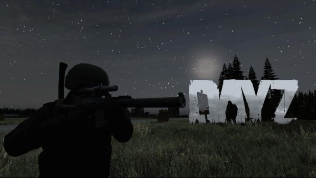 my first Dayz Background by SniperTheSilverbar