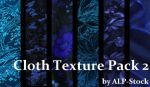 Cloth Texture Pack 2 by ALP-Stock