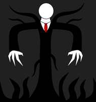 Slenderman Master of Darkness by 115spartan