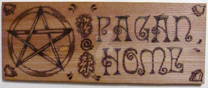 Pagan Home by Midnight-Crafts