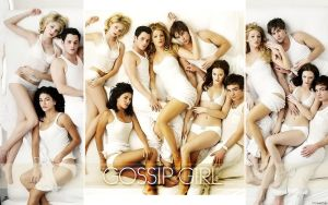 Gossip Girl Wallpaper III by ConnieChan
