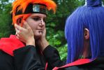 Akatsuki Photoshoot: Pein and Konan IV by KaizenCosplay
