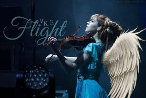 Take Flight by LINDSEY STIRLING by AngyStirling