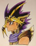 Atem The Pharaoh Dweeb by Demik123