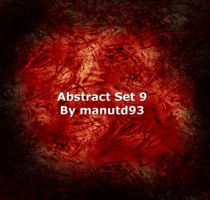 Abstract Brush set 9 by manutd93