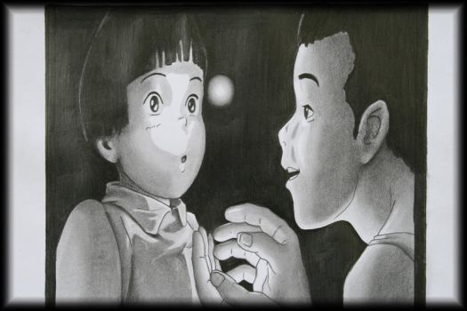 Grave of the Fireflies by crunchwing