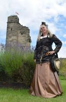 Steampunk at Tutbury Castle 2014 (2) by masimage