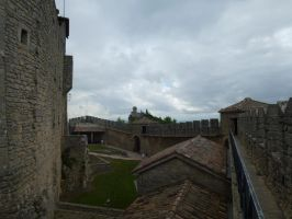 Medieval walls by photodash