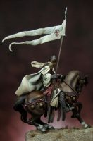 Knight of the holy sepulchre 2 by erillustrator