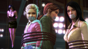 Dead Rising 2 final mission: Save the girls!!! by benja100
