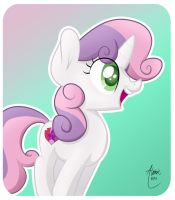 Sweetie Belle by Atomic8497