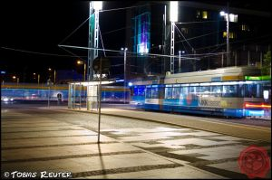 Long Exposure Leipzig City (20.07.13) by wild-woelfchen