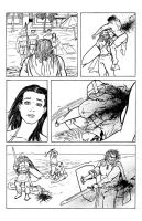 Viking Page 2 Inks by Nick-OG