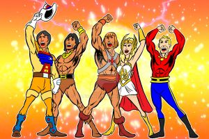 filmation victory by AlanSchell