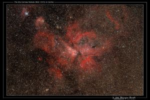 The Eta Carinae Nebula by octane2