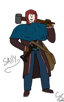 Don't Mess With Sally by RenovatedNerd