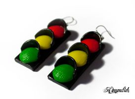 traffic light by Himmlich