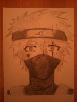 Kakashi Hatake by ScreamAngel