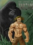 The Legend of Tarzan by Gilliland35