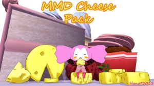 MMD Cheese [DL] by Hana-Keijou
