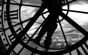 Paris - View of Musee d'Orsay by IplayTennis2