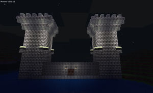 New Castle Concept 1 by exarobibliologist