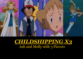 ChildShipping X3 by PeteTheRock2002