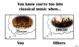 When you're too into classical... by Otone