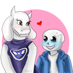 30 Day Undertale Challenge: Day 8 by Hedgey