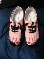 Naked Shoes by dannyPs-customs