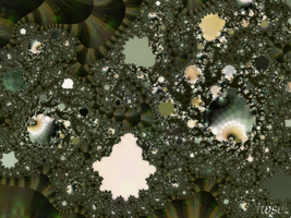 Xaos layering experiment by dwsel