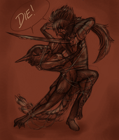 Die with me.. by Chaluny