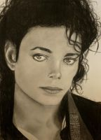 Michael Jackson by Leenke