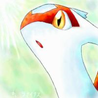 Glory - Latias by Sactourism