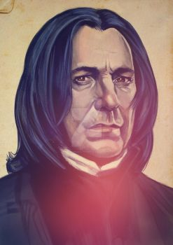 Snape by marcushislop