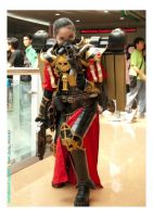 Warhammer40k:DoW - Cosplay02 by maddaluther