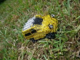 Mini Chain Maille Mini Cooper by h10134g