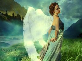 Angel by Fairling