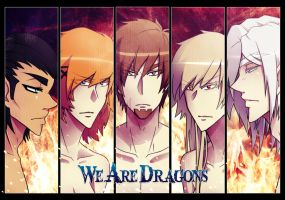 We Are Dragons by NarumyNatsue