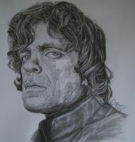 Tyrion Lannister A Game of Thrones by MattTrist