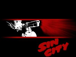 sin city wallpaper by DrDyson