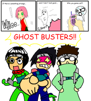 Who Ya Gonna Call? by Freakin-WhatTheHeck