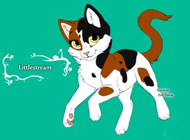 Littlestream by Wanderisawesome