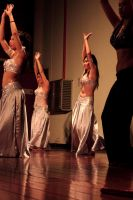 Belly Dance by OCMay