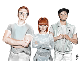 Lindsey Stirling Crew by Delkin