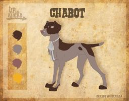 Chabot - Character Sheet by Skailla