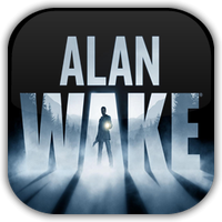 Alan Wake Game Icon by Wolfangraul