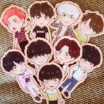 EXO Love Me Right stickers by zhaleys