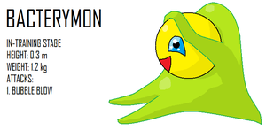 Bacterymon by Voltorb